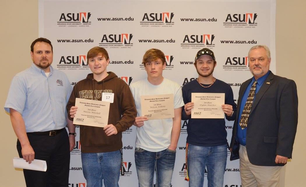 Automotive Service Technology Seminar Skills Winners