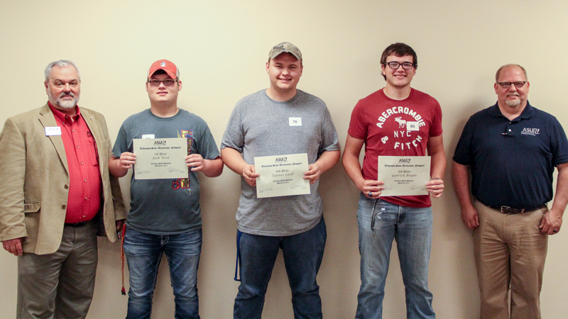Collision Repair & Refinishing Technology Winners