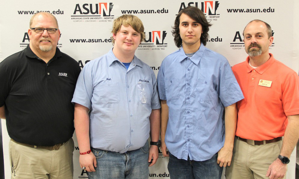 Collision Repair 2nd - 3rd Place winners