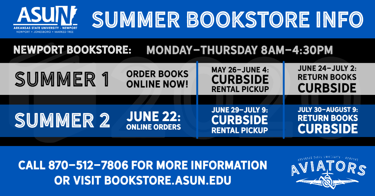 Summer Bookstore Graphic