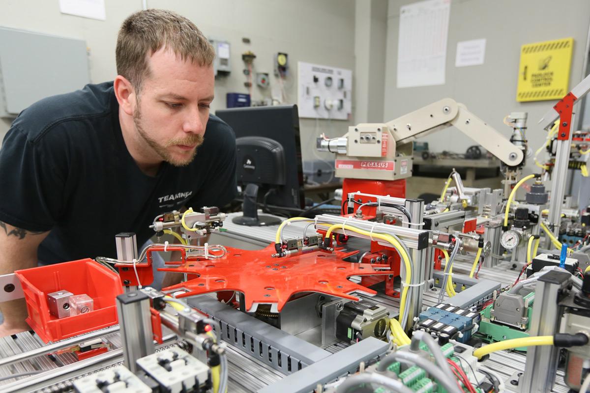 industrial maintenance header