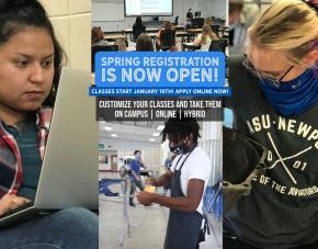 Spring 2021 Registration Now Open
