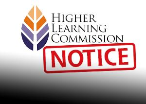 HLC NOTICE TO THE PUBLIC