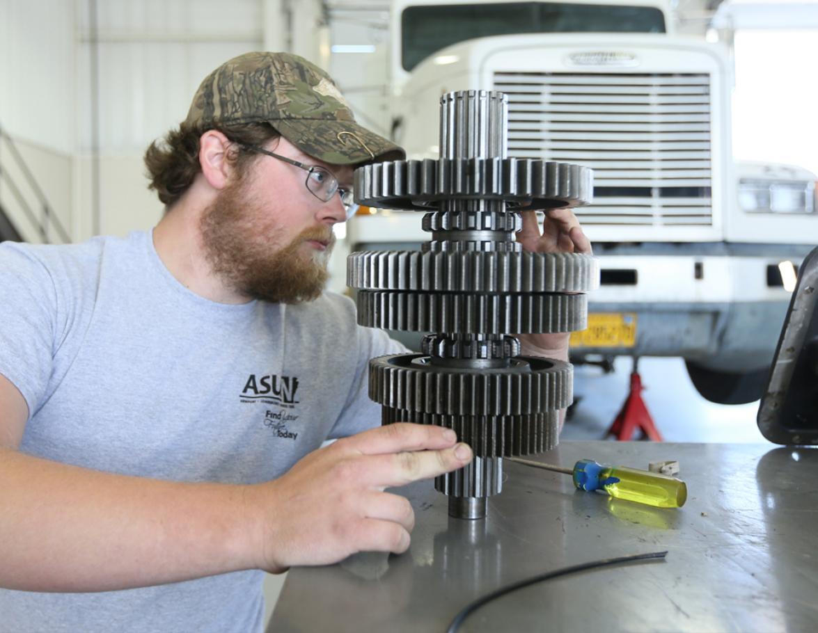 Diesel Tech Program