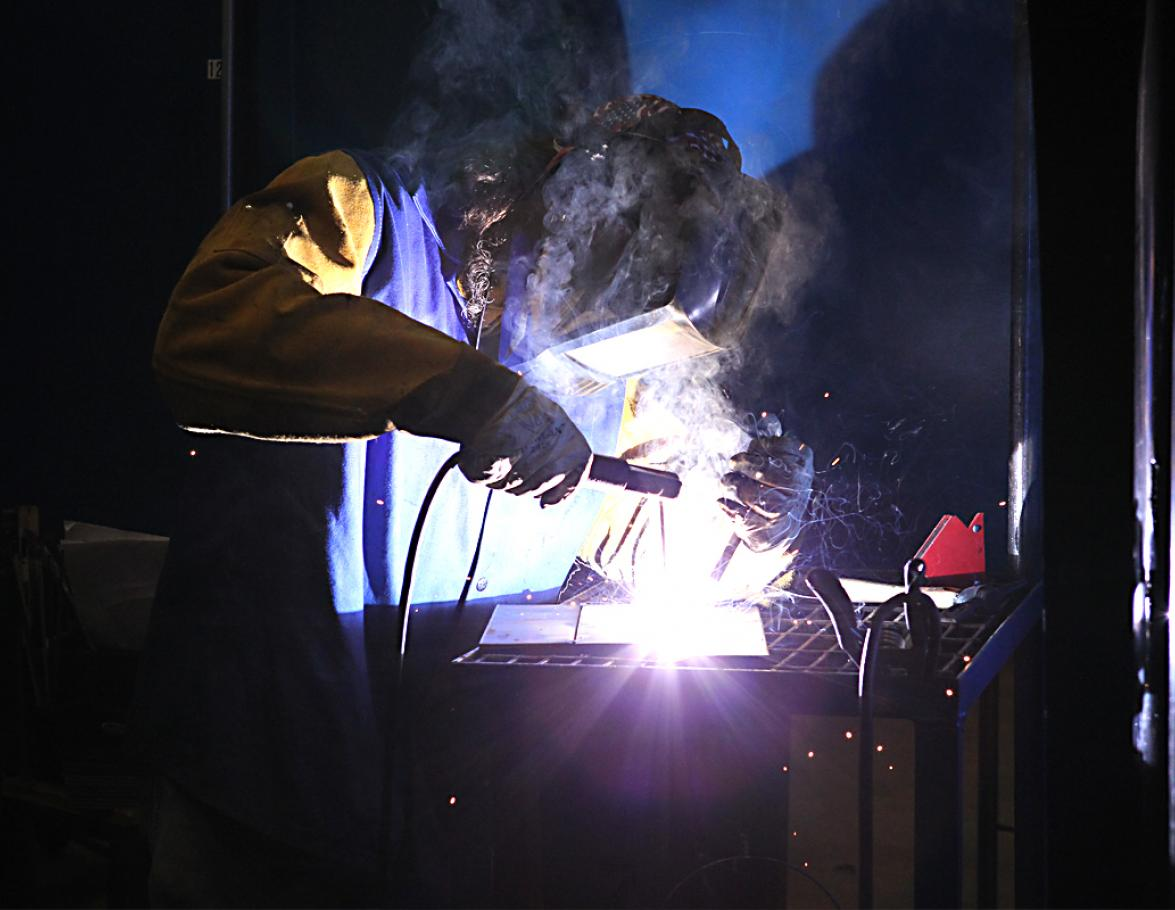 See if you qualify for FREE welding classes at ASU-Newport