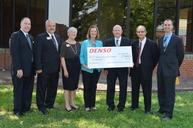 ASU-Newport Receives Grant From DENSO Foundation