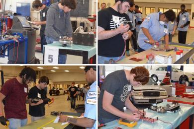 ASU-Newport Marked Tree Automotive Service and Collision Repair Programs Seminar