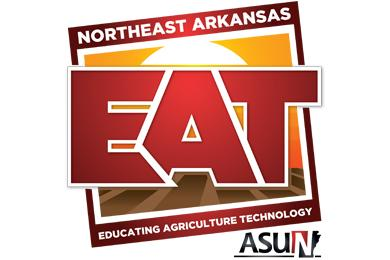 Northeast Arkansas Educating Agriculture Technology Logo