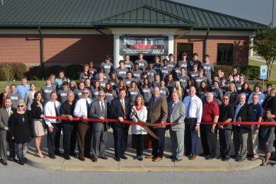 IGNITE Ribbon Cutting