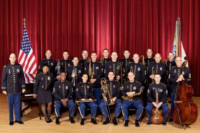 US Army Field Band to Kick Off ASU-Newport Concert/Lecture Series
