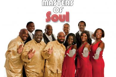 'Masters of Soul' Tickets on Sale at ASUN