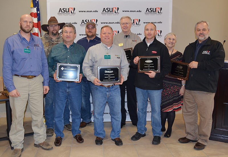 Diamond sponsors for the event were Arkansas State University-Newport, Ozarc Gas and Equipment, American Railcar Industries, The Workforce Training Consortium and Fronius USA.